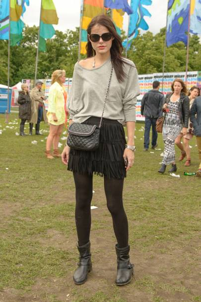 Eline de Boer, Model, Lovebox 2012