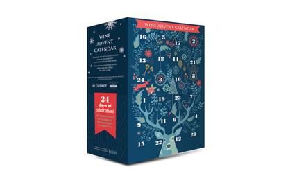 Aldi's Wine Advent Calendar