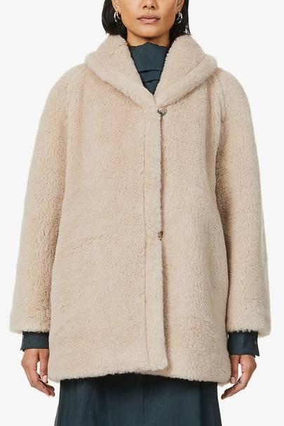 Selfridges Black Friday Sale: the teddy coat
