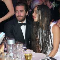 Jake Gyllenhaal and Zoe Kravitz