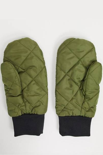 Best quilted mittens for women