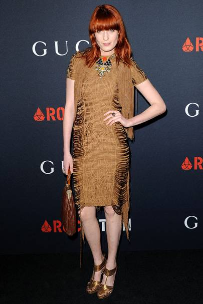 Florence Welch Fashion & Style – Best Looks | Glamour UK