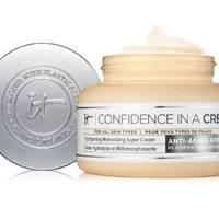 IT neck cream: Confidence in a Cream neck cream