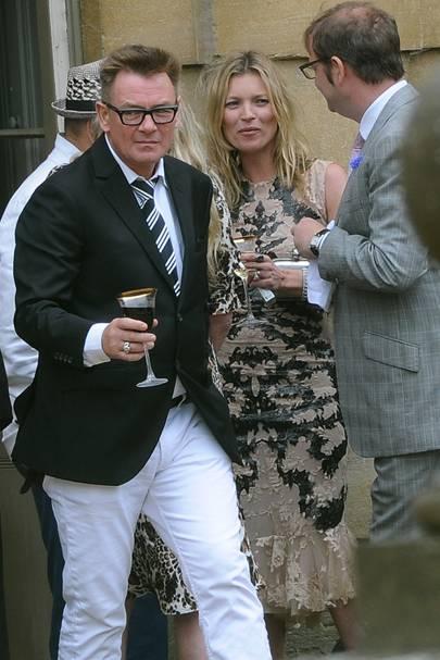 Kate Moss, 2012