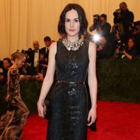 Michelle Dockery at the Met Gala