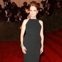 Julianne Moore at the Met Ball