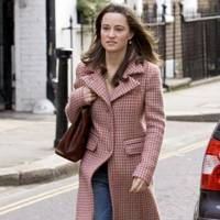 Pippa Middleton – Winter Warmer