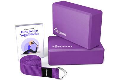 Amazon Prime Day fitness deals: STUHOO Yoga Blocks