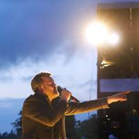 Elbow headline at Latitude Festival 2012