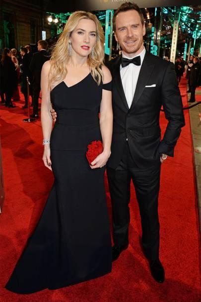 Kate Winslet & Michael Fassbender