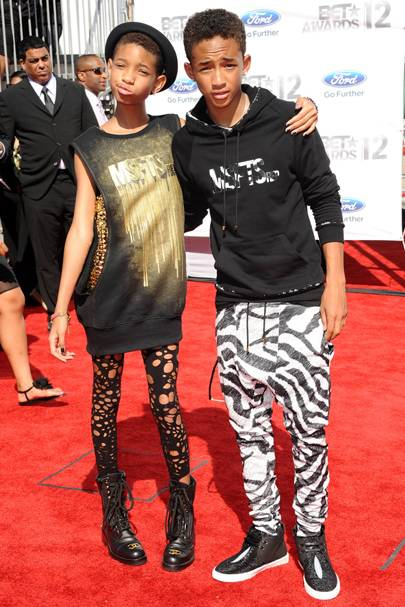 The most baffling quotes from the Willow and Jaden Smith interview