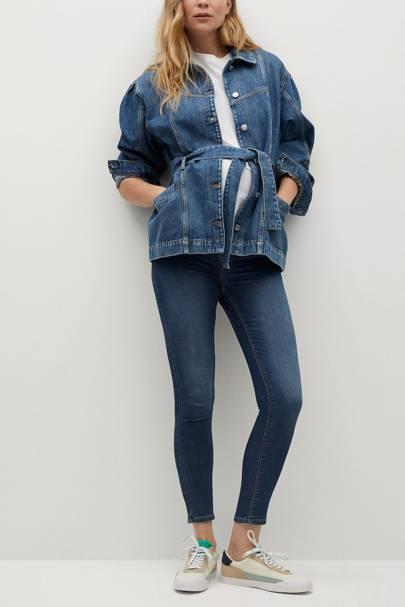 Best Maternity Jeans - High Waist