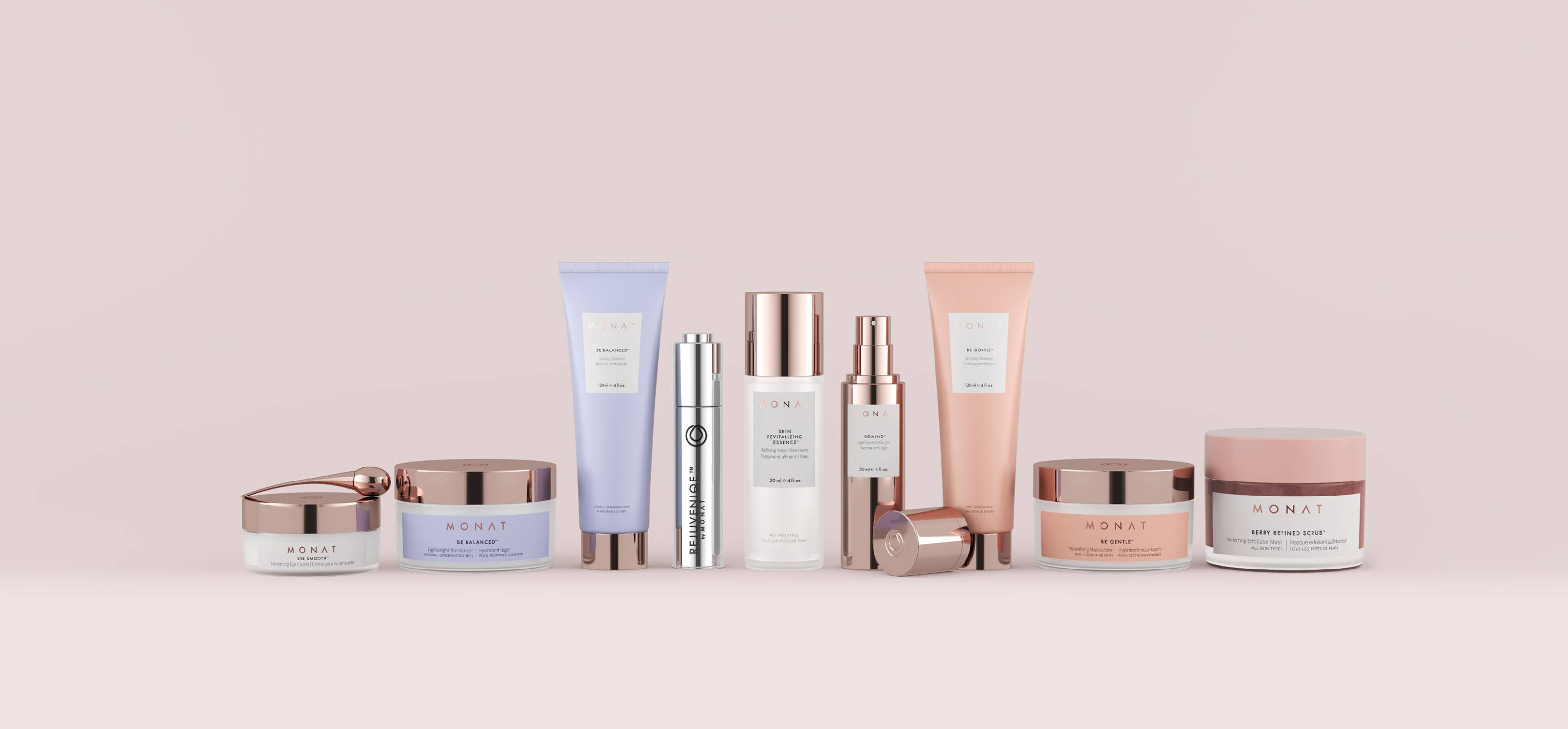 Monat Skincare Has Launched In The Uk And Keeps Selling Out Glamour Uk