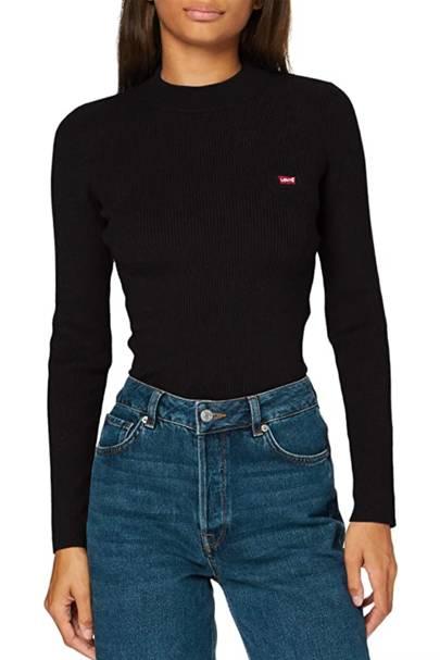 Amazon Fashion Picks: the rib sweater