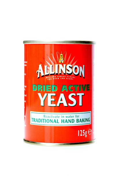 Not all yeast is bad...