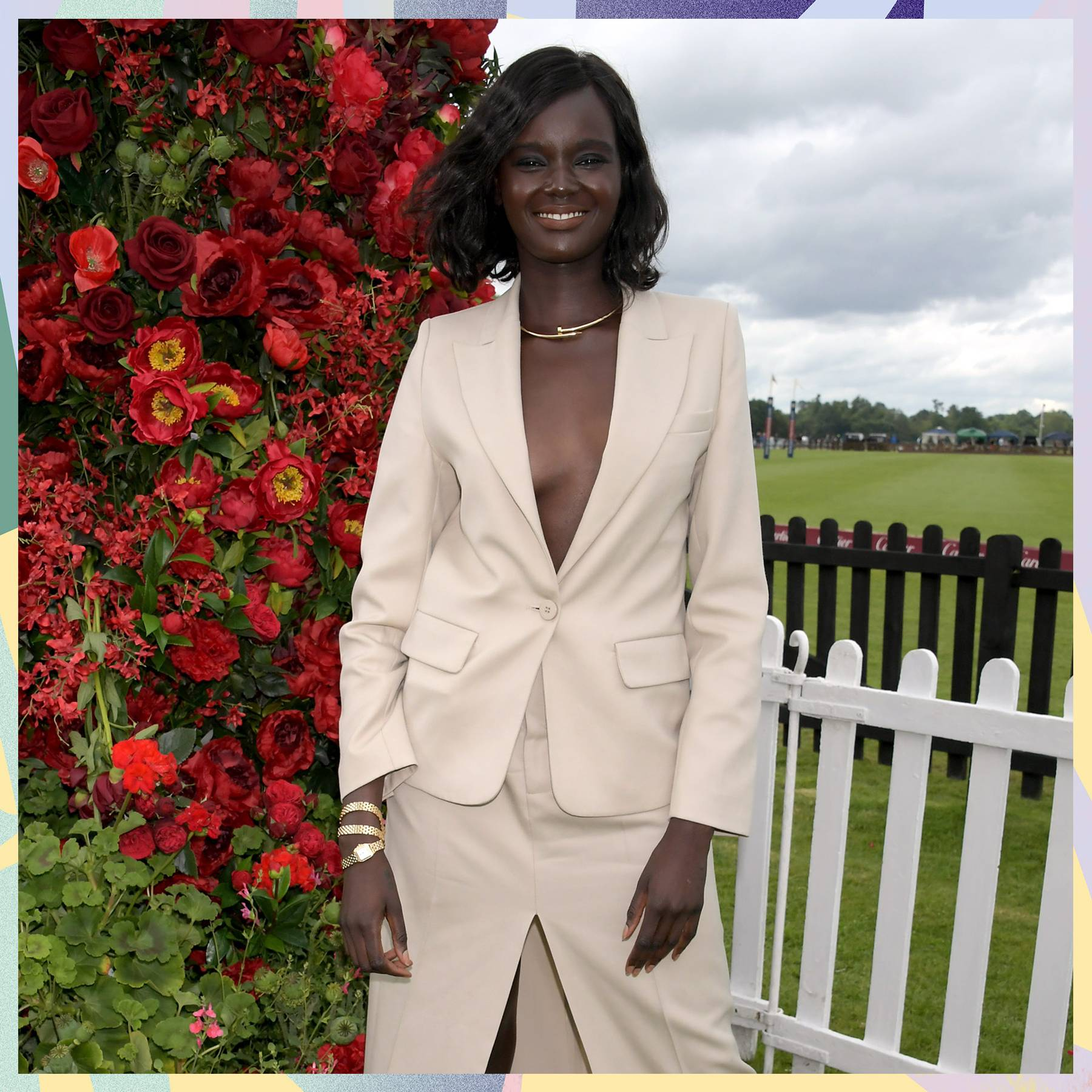 Duckie Thot on diversity in beauty, her favourite mascara, and more