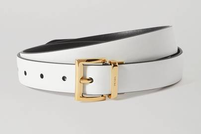 Best designer belts: Prada