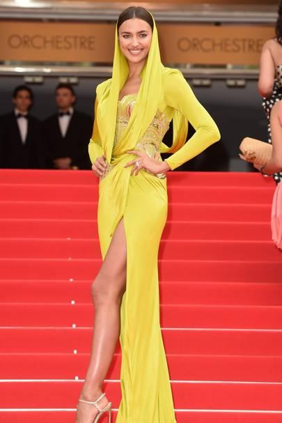 Irina Shayk - Cannes 2014