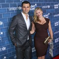 Darius Danesh and Natasha Henstridge