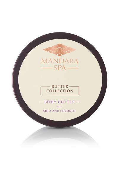 Mandara Spa Butter Collection Body Butter – Shea & Coconut