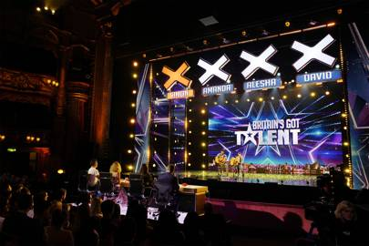 Britain's Got Talent at Christmas