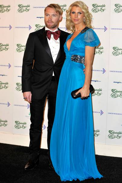 Ronan & Yvonne Keating