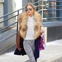 On Duty: Olivia Palermo