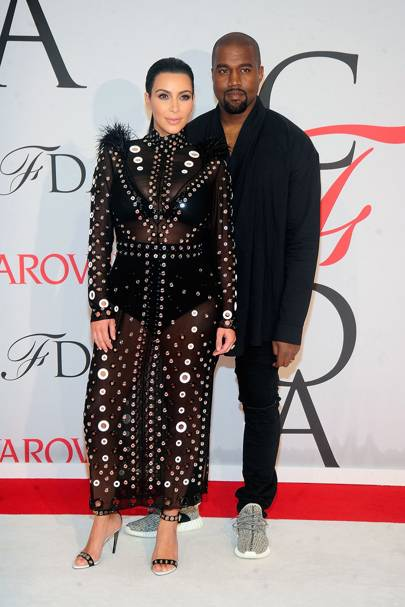 Best Dressed Couple: Kim Kardashian & Kanye West