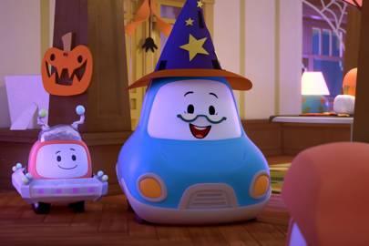 o! Go! Cory Carson Halloween