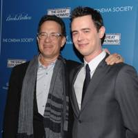 Tom Hanks & Colin Hanks
