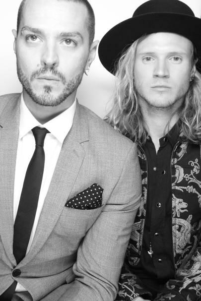 Matt Willis & Dougie Poynter