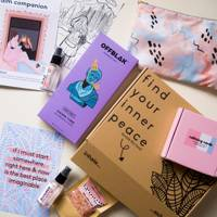 Wellness gifts: the self-care package