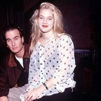 Drew Barrymore and Leland Hayward