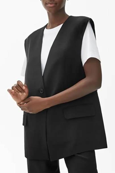Best sleeveless blazer