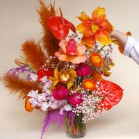 Best flower delivery service for Instagram appeal: luxury florist