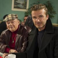 David Beckham in Only Fools & Horses