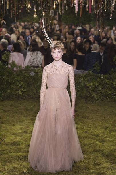Option 2: Dior Couture spring summer 2017