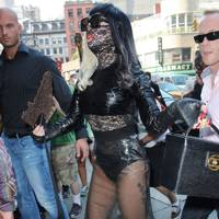 DON'T #10: Lady Gaga making an appearance at Sirius Radio Studios, July