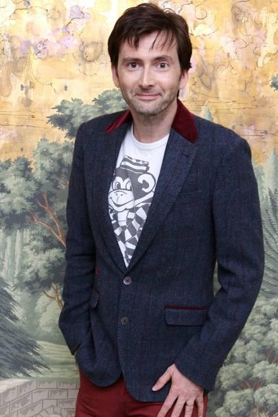 20. David Tennant