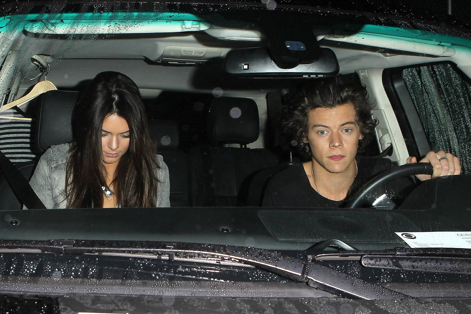 Kendall jenner confirms hookup harry styles