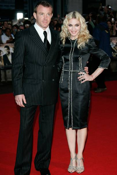 Madonna & Guy Richie