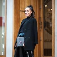 Amelia Baron, Fashion Student
