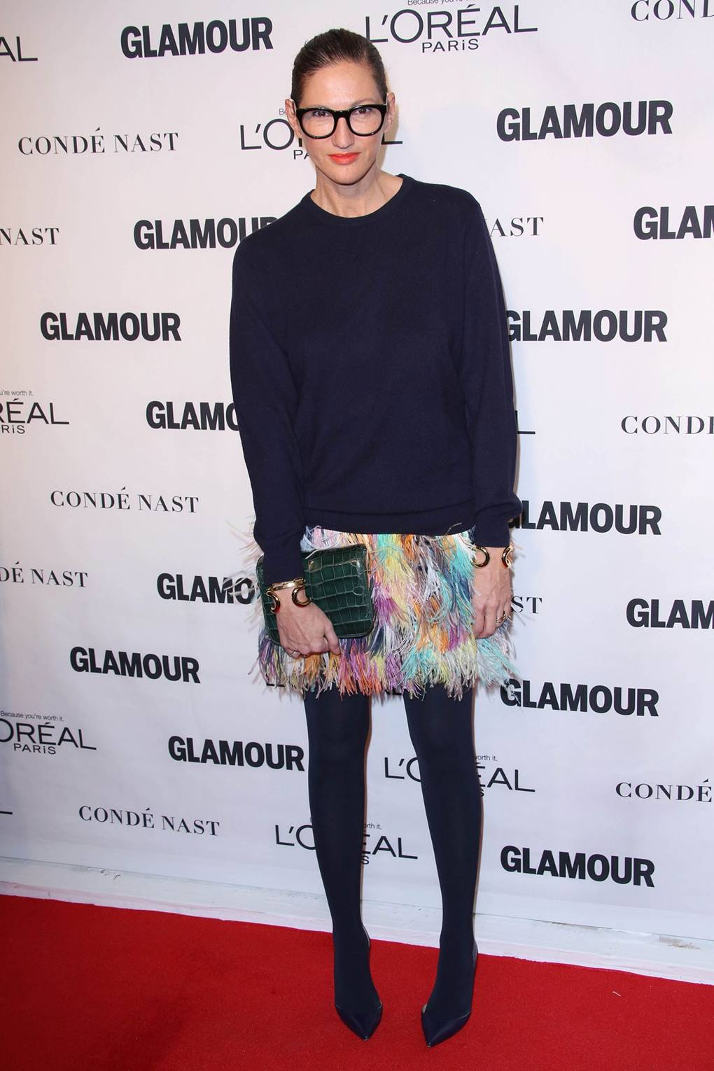 8eb89a1841548b Jenna Lyons J Crew Style and Fashion Pictures | Glamour UK