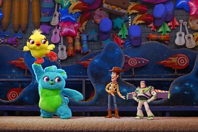 25. Toy Story 4