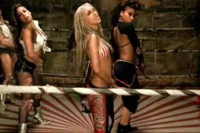 Christina Aguilera - Dirrty (2002)