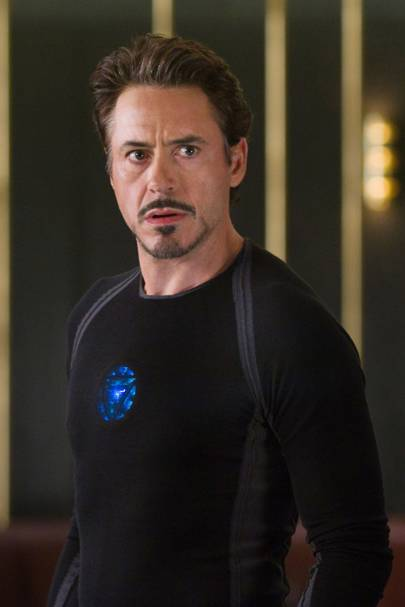 Iron Man aka Tony Stark