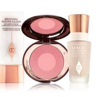 Charlotte Tilbury Black Friday Sale: primer, foundation and blush