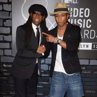 Pharrell Williams & Nile Rodgers