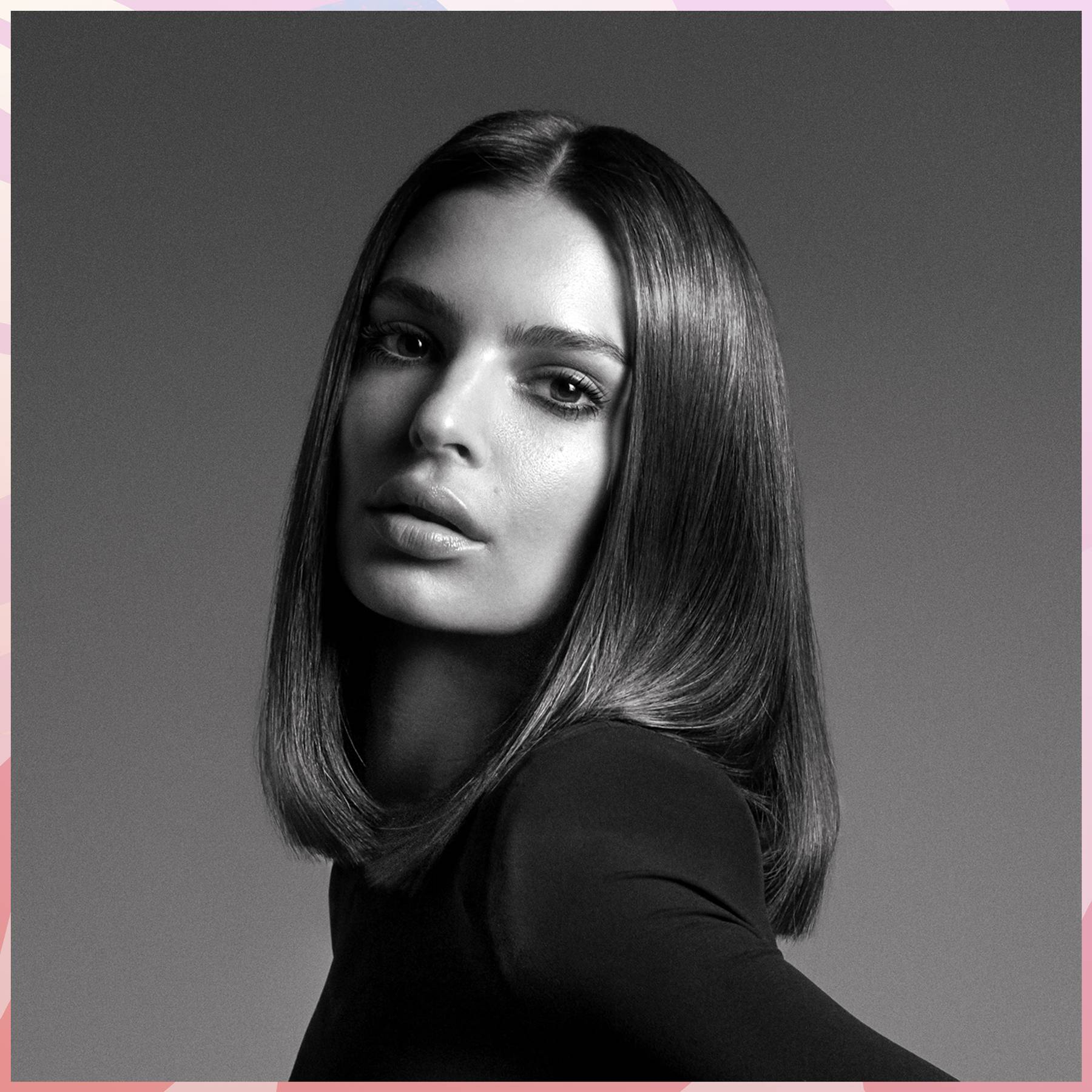 Emily Ratajkowski opens up about sustainability, women's rights and her secrets for great hair