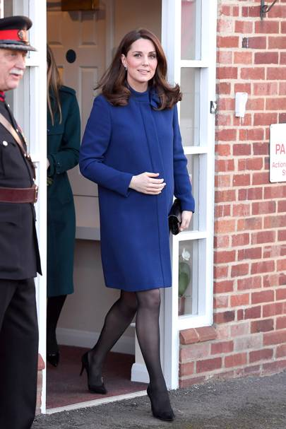 5612f87e5 Kate Middleton s Secret For Keeping Her Tights In Place